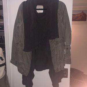 Hei hei jacket from Anthropologie